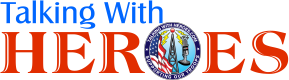 Talking With Heroes Logo